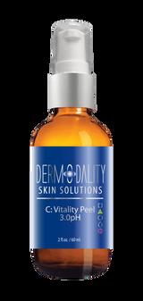 dermodality c vitality peel