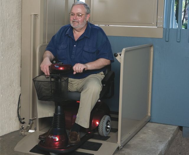 Wheelchair lifts in Berkeley, CA   Complete Access