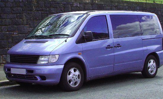 purple minbus