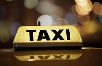 taxi board