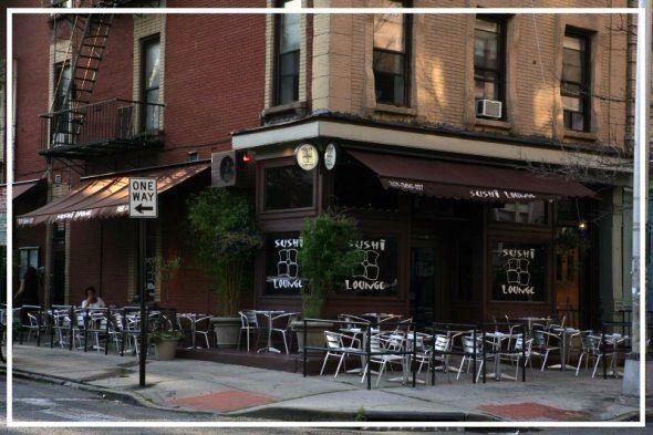 Sushi Lounge Japanese Restaurant Morristown Hoboken Nj
