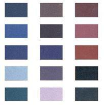 Colour palette for cooler tones