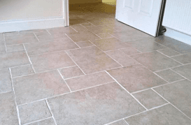 Tile replacement