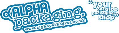 Alpha Packaging logo