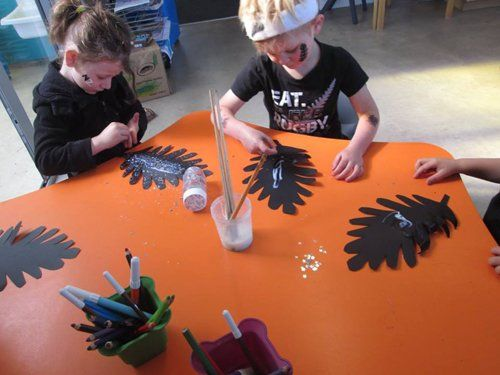 Fun activities for kids at the preschool