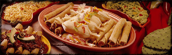 Family Friendly Mexican Buffet in Fort Worth Texas and Oklahoma.