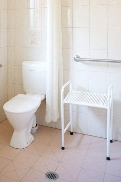 We supply bath aids for customers in Bournemouth