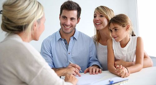 Professional in a consultation session over the estate planning in Lincoln, NE
