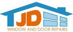JD Window and Door repairs logo