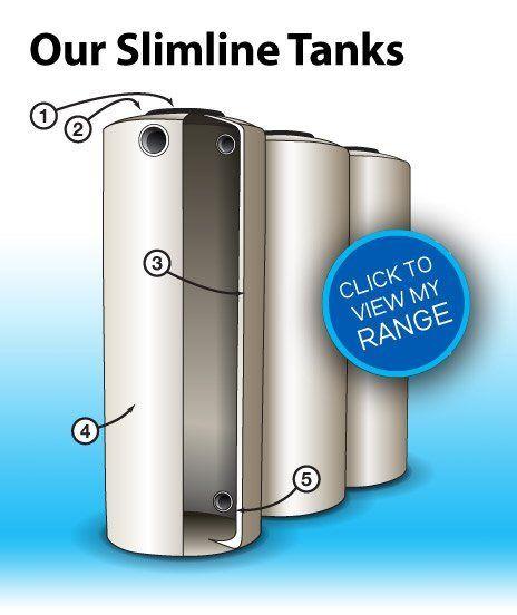 Slimline Rainwater Tanks In Sydney Poly Water Tanks