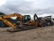 plant hire vehicle
