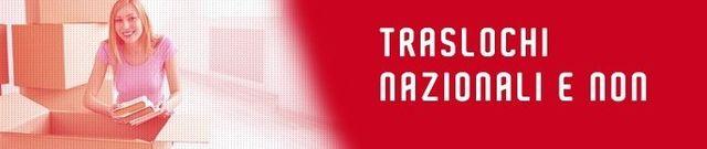 Traslochi nazionali e non