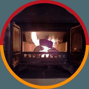 multi-fuel burner installation