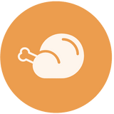 Icona della carne al Ristorante Pizzeria Elegance IT-RO a Trento