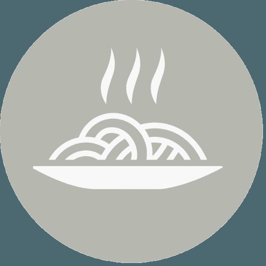 Icona di un piatto al Ristorante Pizzeria Elegance IT-RO a Trento