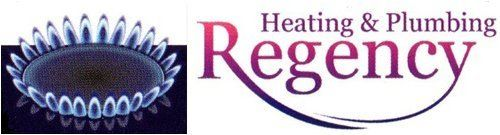 Heating & Plumbing Regency Logo