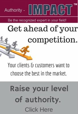 Authority Marketing for Your Business - Rise above your competition!