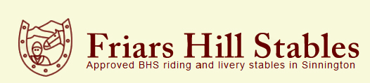 Friars Hill Stables logo