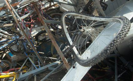 Professional scrap metal collection in Lewisham