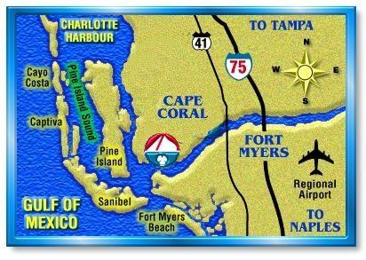 Complete Map Of Florida.How To Find Us