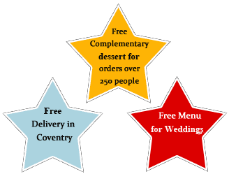 Tanda Catering offers