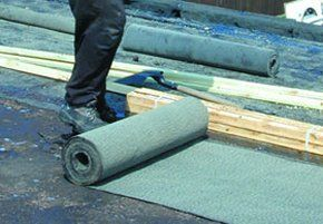 Flat roofing specialist - Coventry - Phoenix Roofing - Flat roof