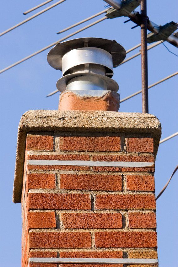 chimney after pointing