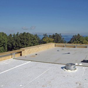 high-quality roof