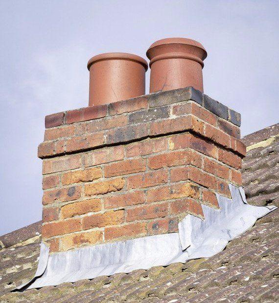 chimney for repair