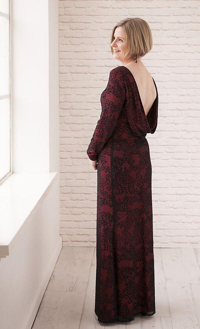Dress Design Evening Wear