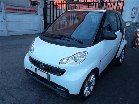 SMART FORTWO COUPE MHD S&S