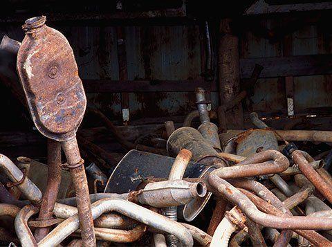 Scrap Metal - Saddle Brook, NJ - Curcio Scrap Metal Inc