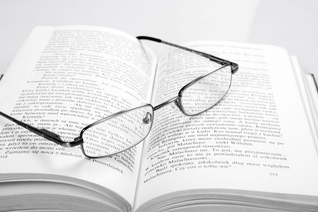 Legal book and spectacles for Family Law in Anchorage, AK