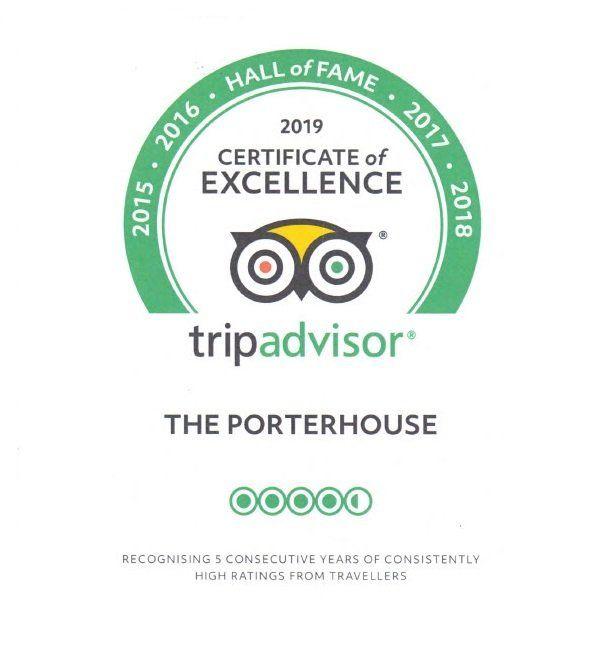 Trip Advisor Hall Of Fame Steakhouse Restaurant Winchester