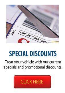 Special Discounts — Auto Muffler Service in Detroit, MI
