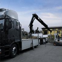 movimentazione macchinari, trasporto attrezzatura cantieri, trasporto gru