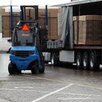 muletti, trasporto materiale edile, trasporto in magazzino