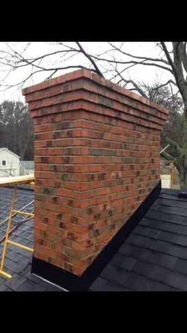 Chimney Repair Muskegon Mi Schmidt Roofing Amp Siding