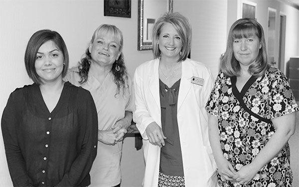 Pediatric and family medicine providers in Booker