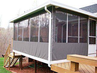 Canopy Amp Porch Awnings Greensboro Nc Carolina Awning