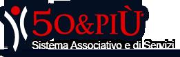 50 & Piu' - Logo