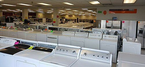 Used Appliances Sacramento Ca Appliance Warehouse