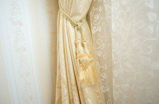 Elegant curtains
