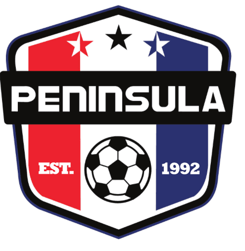 Peninsula Youth Soccer Club Logo