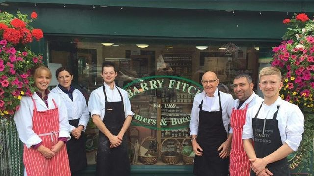 Barry Fitch team