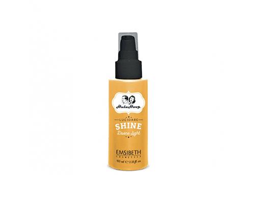 un prodotto in spray color arancione