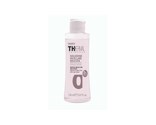 un prodotto per la pelle soluzione micellare delicata