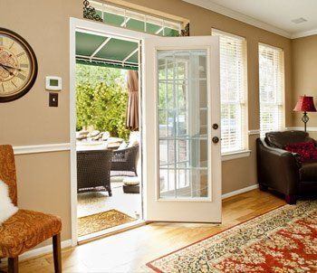 High-quality interior and exterior doors in Scotland