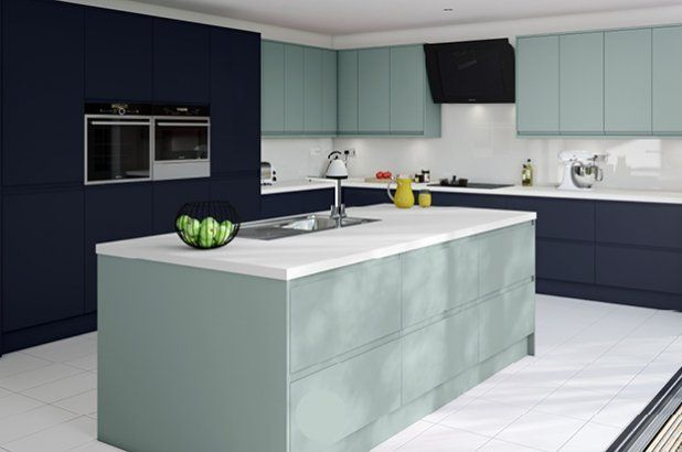 Kitchen and bathrooms, design and installation