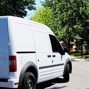 Luton box vans